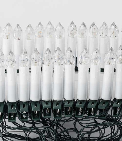 LED svíčky na vánoční stromek
