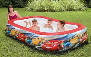 Dětský nafukovací bazén Cars