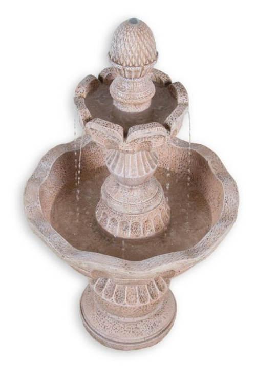 Fontána ptačí pítko z polyresinu