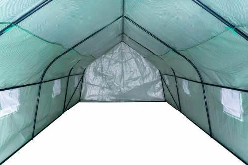 Fóliovník s obrovským vnitřním prostorem