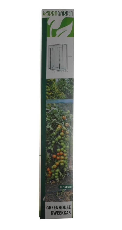 Skladný fóliovník na rajčata