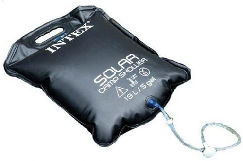Solární sprcha na 19 litrů vody