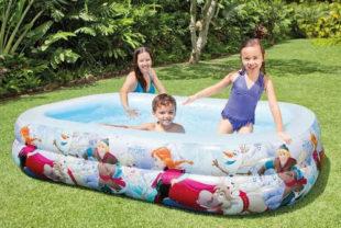 Dětský bazén Intex Ledové Království