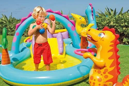 Letní hrací centrum na zahradu