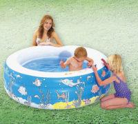 Nafukovací bazén Bestway Namaluj si mě!
