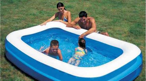 Obdelníkový bazén Bestway