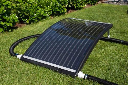 Připojení solárního kolektoru k bazénu