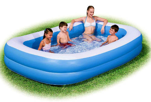 Rodinný nafukovací bazén 201x150 cm