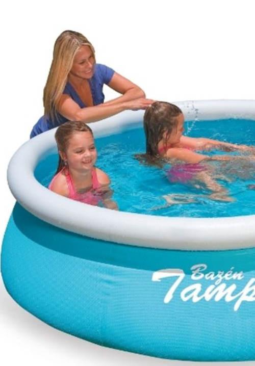 Samonosný dětský bazén na zahradu