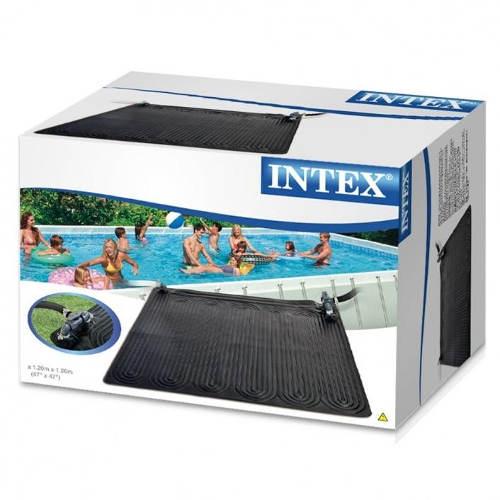 Solární ohřev bazénu Intex