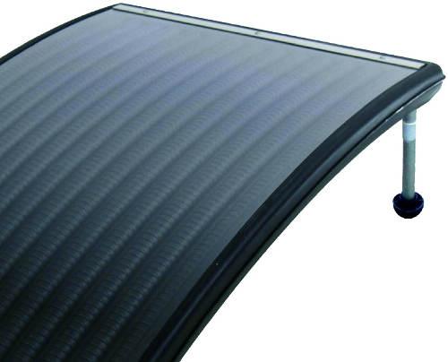 Solární panel s velkou plochou
