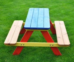 Dětské posezení Piknik na zahradu