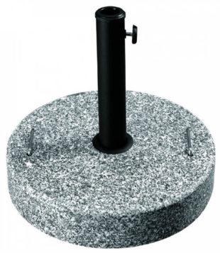 Granitový podstavec pod slunečník 25 kg