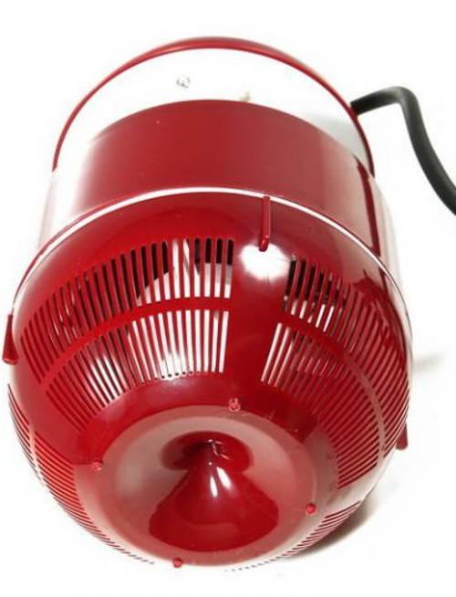 Lapač hmyzu s automatickým spínačem