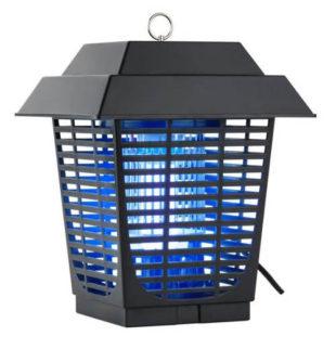 UV lampa s lapačem hmyzu