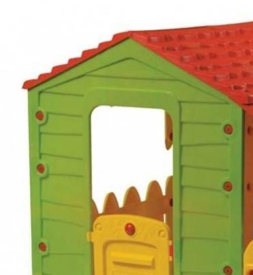 Dětský domeček na zahradu sleva