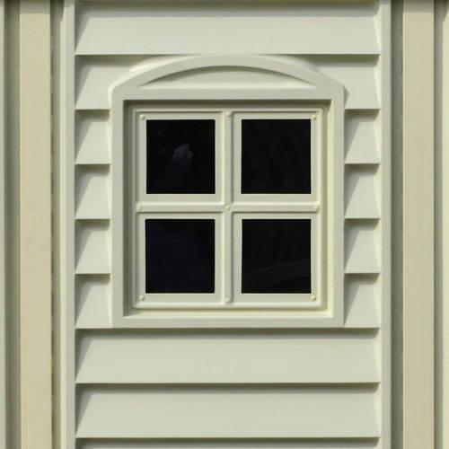 Okno zabraňující vniknutí