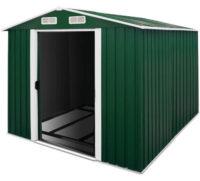 Plechový zahradní XXL domek se základnou 312cm x 257cm x 177,5cm