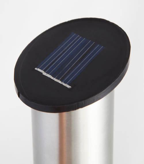 Solární panel zahradního světla
