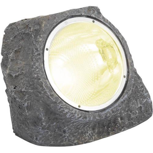 Svítící kámen do zahrady