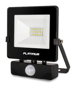 Venkovní LED reflektor s detektorem pohybu