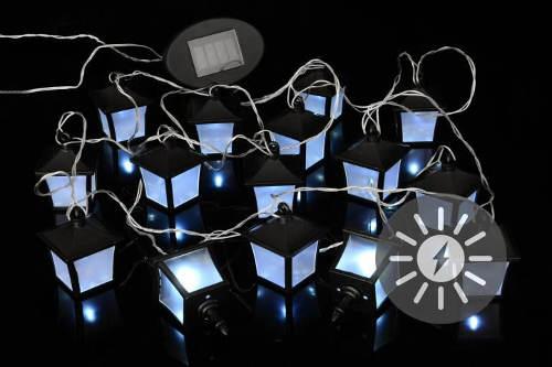 Venkovní solární lucerničky