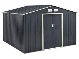 XXL zahradní domek se základnou 277 x 319 x 192 cm
