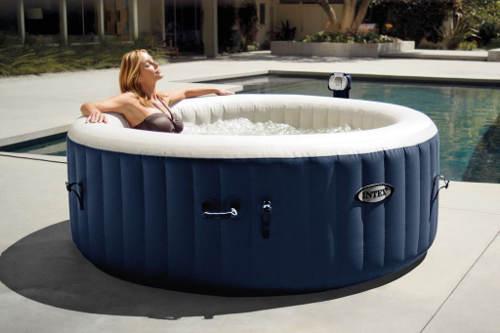 Nafukovací vířivka k bazénu