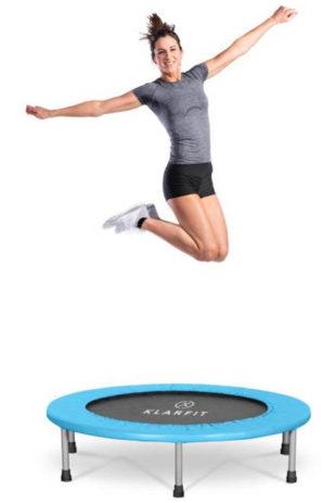 Fitness trampolína průměr 96 cm