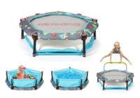 Multifunkční dětská sestava s trampolínou