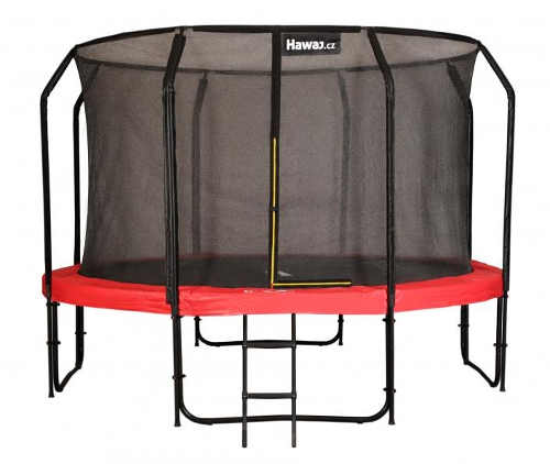 Trampolína Hawaj Premium 305 cm s vnitřní ochrannou sítí