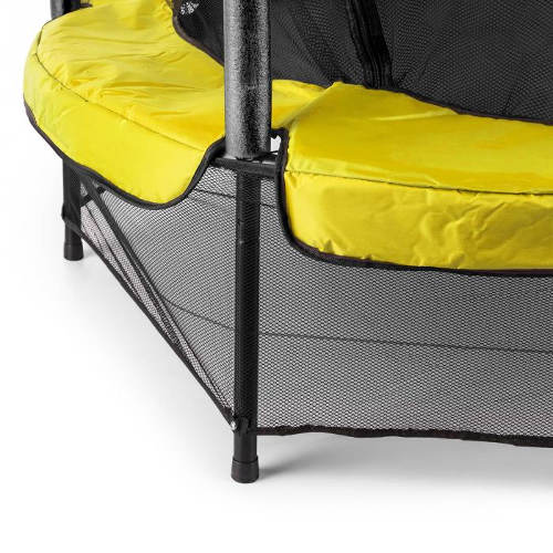 Žlutá dětská trampolína