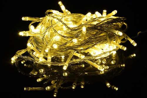 Vánoční LED osvětlení řetěz 1,9 m