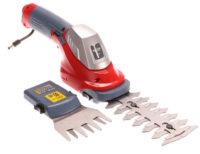 Akumulátorové nůžky na trávu a živé ploty Extol Premium 8895440 HT 72