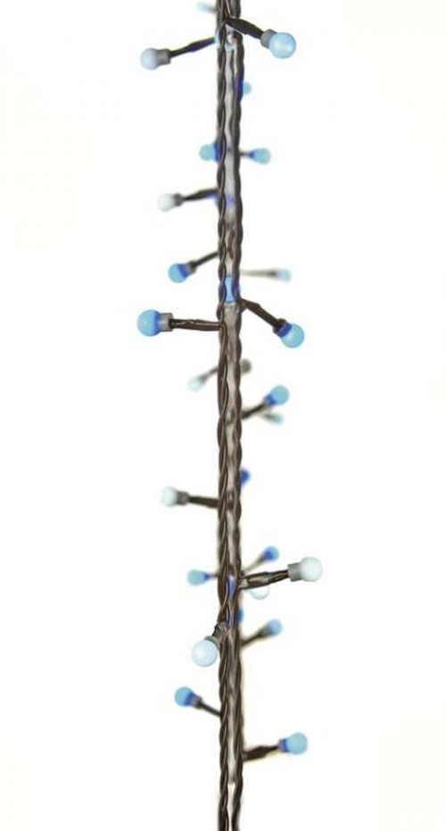 Světelný řetěz kuličky s časovačem 4m 40 LED