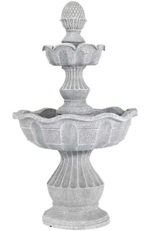 Zahradní fontána - pítko pro ptáčky - Athény 85 cm