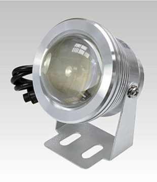Levné LED osvětlení jezírka pod vodu