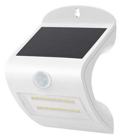 Nástěnné solární LED světlo se senzorem