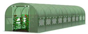 Zahradní maxi fóliovník 3 x 10 m