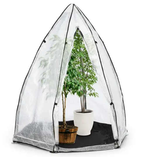 Fóliovník k přezimování rostlin Waldbeck Greenshelter