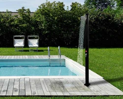 Solární sprcha k bazénu Hometrade 20 litrů