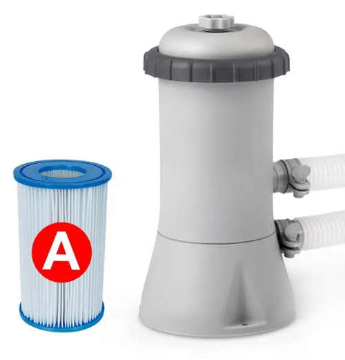 Bazénová kartušová filtrace s výkonnou vložkou