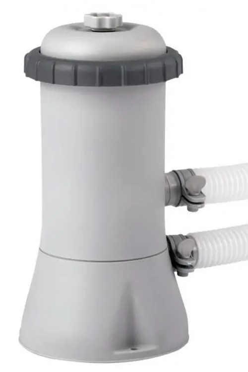 Kartušová bazénová filtrace Intex s velkým výkonem