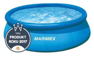 Levný zahradní bazén Marimex Tampa 3,66x0,91 m bez filtrace