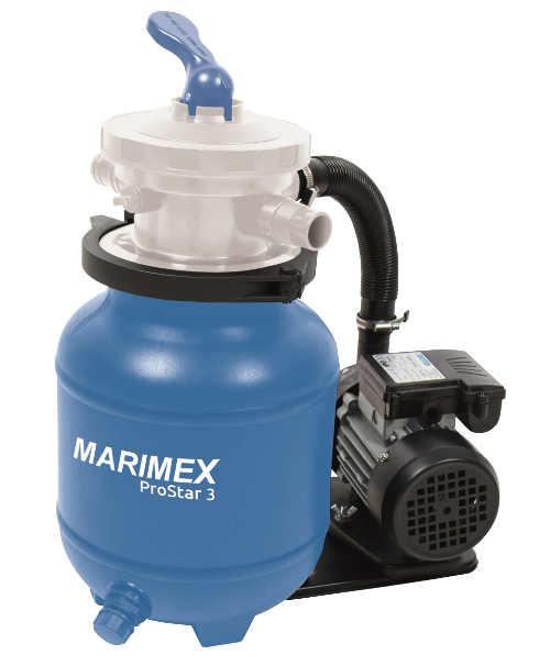 Písková filtrace k bazénu Marimex ProStar 3
