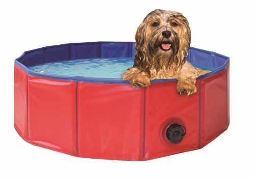 Psí bazén na zahradu