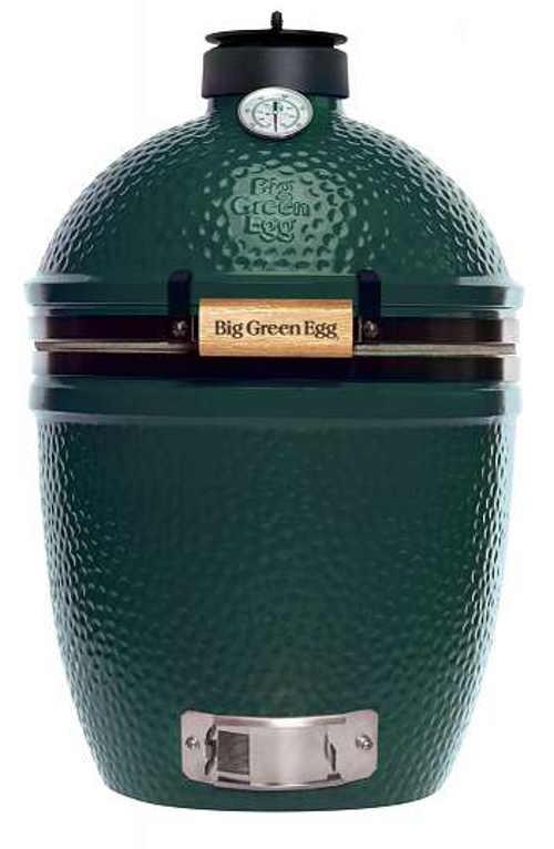 Malý keramický gril na balkon Big Green Egg Small