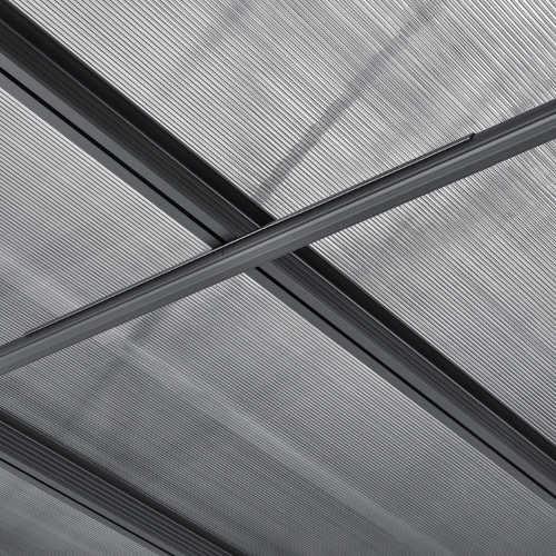 Střecha pergoly z kvalitního polykarbonátu