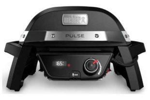 Luxusní elektrický gril Weber Pulse 1000