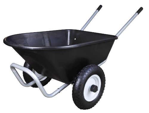 Moderní zahradní kolečko s nosností až 150 kg
